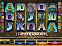 play tomb raider slots online